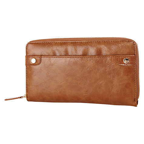 Buy Warehouse Bolt Detail Purse Online at johnlewis.com