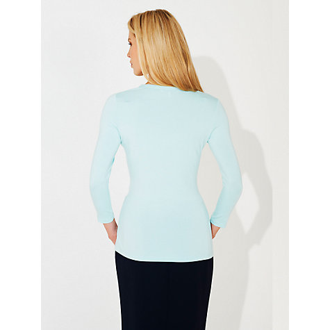 Buy Damsel in a dress Bluebell Top, Blue Online at johnlewis.com
