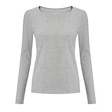 Buy John Lewis Sweatshirt Detail Top Online at johnlewis.com