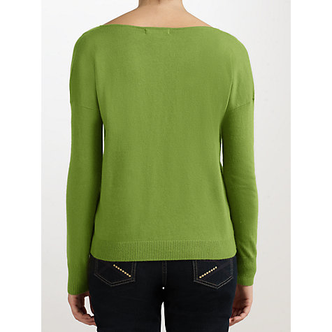 Buy John Lewis Cowl Neck Oversized Sweatshirt Online at johnlewis.com