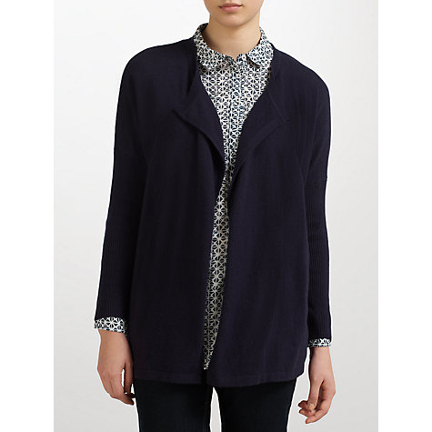 Buy John Lewis Capsule Collection Edge to Edge Cardigan Online at johnlewis.com