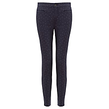 Buy Collection WEEKEND by John Lewis Star Print Skinny Jeans, Indigo Online at johnlewis.com