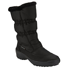 Buy John Lewis Arctic Rain Boots, Black Online at johnlewis.com