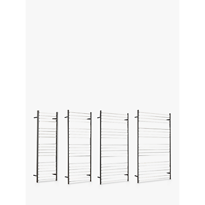 John Lewis Compton Standard Electric Heated Towel Rail