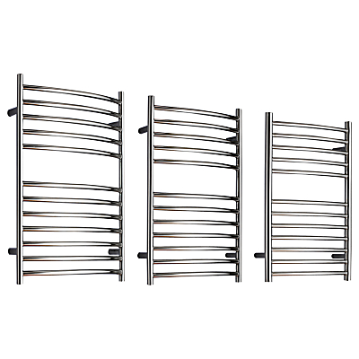 John Lewis Sandsend Standard Electric Heated Towel Rail