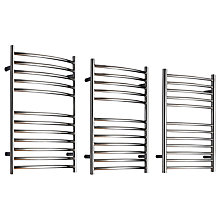 Buy John Lewis Sandsend Standard Electric Heated Towel Rail Online at johnlewis.com