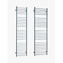 Buy John Lewis Brook Standard Electric Heated Towel Rail Online at johnlewis.com