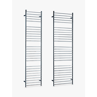 John Lewis Brook Adjustable Electric Heated Towel Rail