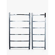 Buy John Lewis Peel 1650 Standard Electric Heated Towel Rail Online at johnlewis.com