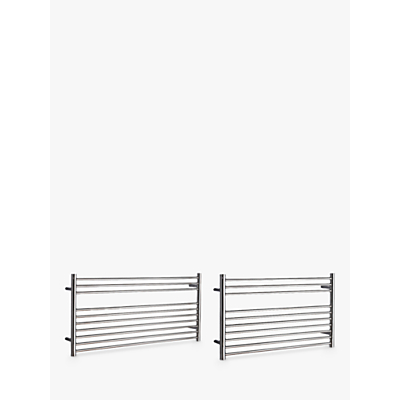 John Lewis Priory Standard Electric Heated Towel Rail