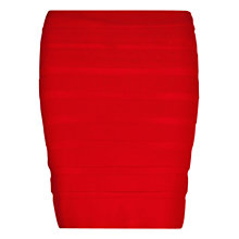 Buy Mango Striped Knit Skirt Online at johnlewis.com