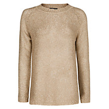 Buy Mango Sequin Jumper Online at johnlewis.com