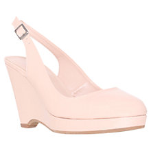 Buy Carvela Art Court Shoes, Nude Online at johnlewis.com