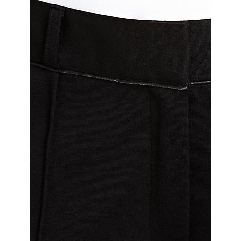Buy Hoss Intropia Cigarette Trouser, Black Online at johnlewis.com
