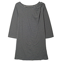 Buy Seasalt Horseshoe Tunic, Grey Online at johnlewis.com
