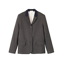 Buy Toast Herringbone Jacket, Navy/Grey Online at johnlewis.com