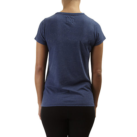 Buy Rampant Sporting Classic T-Shirt, True Navy Blue Online at johnlewis.com