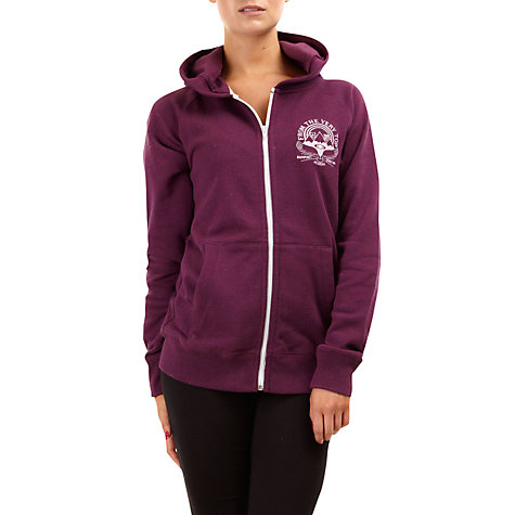 Buy Rampant Sporting Zip Through Hoodie Online at johnlewis.com