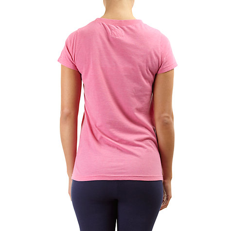 Buy Rampant Sporting Classic T-Shirt, Shocking Pink Online at johnlewis.com