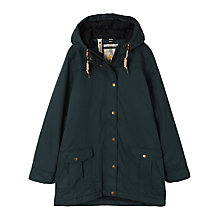 Buy Seasalt Hedgerow Coat, Blue Online at johnlewis.com