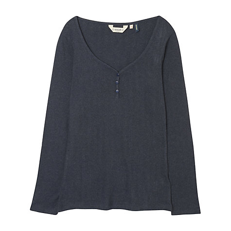 Buy Seasalt Talluah Top, Blue Online at johnlewis.com