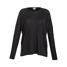 Buy Hoss Intropia Jumper, Anthracite Online at johnlewis.com