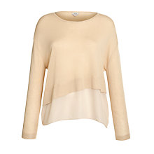 Buy Hoss Intropia Layered Jumper Online at johnlewis.com