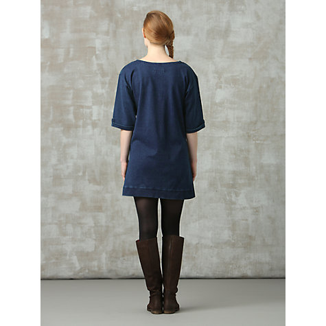 Buy Seasalt Treleaven Tunic, Blue Online at johnlewis.com