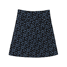 Buy Seasalt Clipper Skirt, Blue Online at johnlewis.com