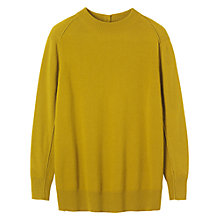 Buy Toast Lambswool Jumper, Olive Online at johnlewis.com