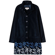 Buy Seasalt True Love Coat, Blue Online at johnlewis.com