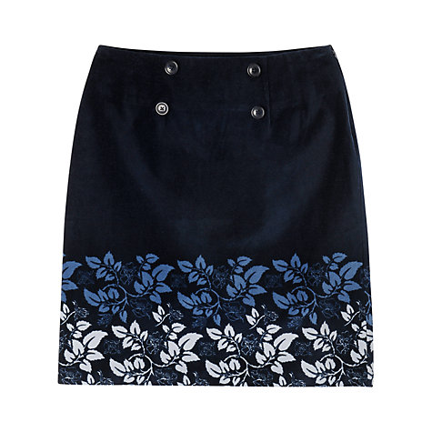Buy Seasalt Thespian Skirt, Blue Online at johnlewis.com