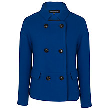 Buy French Connection Hanger Cool Coat Online at johnlewis.com