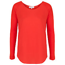 Buy French Connection Polly Top Online at johnlewis.com