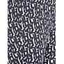 Buy French Connection Mini Brushstroke Trousers, White/Black Online at johnlewis.com