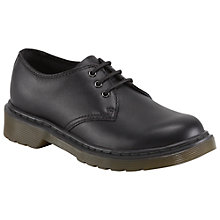 Buy Dr Martens Everley Shoes, Black Online at johnlewis.com