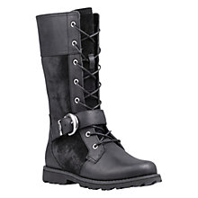 Buy Timberland Earthkeepers Asphalt Trail Bethel Buckle Boots, Black Online at johnlewis.com