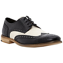 Buy Bertie Aston 2-Tone Brogue Derby Shoes Online at johnlewis.com