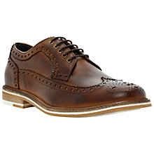 Buy Bertie Bethnal Green Leather Brogue Derby Shoes Online at johnlewis.com