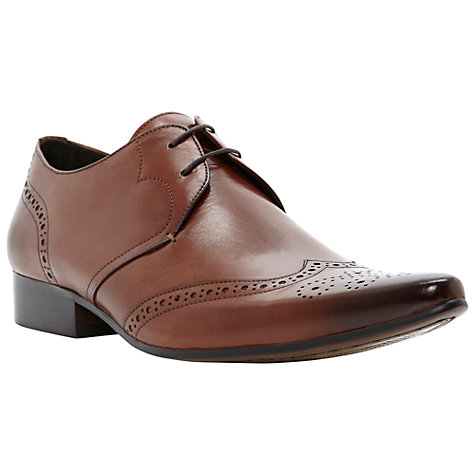Buy Dune Adrienne Brogue Derby Shoes Online at johnlewis.com