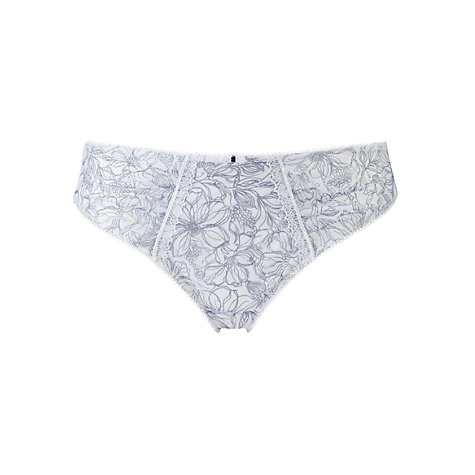 Buy Fantasie Fleur Briefs, Porcelain Online at johnlewis.com