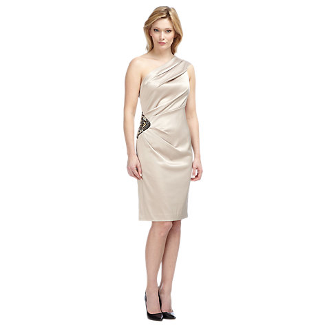 Buy Planet One Shoulder Dress Online at johnlewis.com
