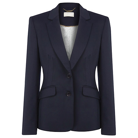 Buy Planet Suit Jacket, Navy Online at johnlewis.com