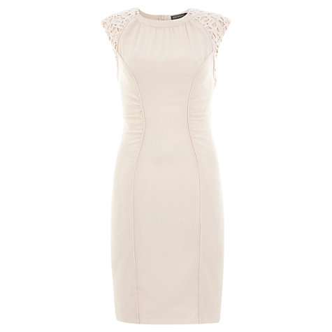 Buy Mint Velvet Bodycon Dress Online at johnlewis.com