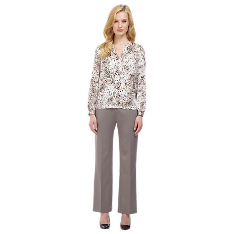 Buy Planet Taupe Trousers. Neutral Online at johnlewis.com