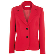 Buy Windsmoor Tailored Jacket, Red Online at johnlewis.com