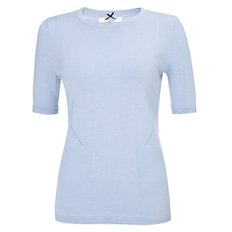 Buy COLLECTION by John Lewis Holly Short Sleeve Fashioning Top Online at johnlewis.com