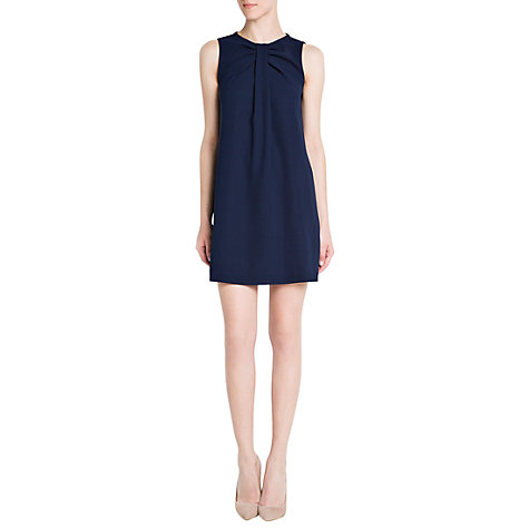 Buy Mango Gathered Dress Online at johnlewis.com