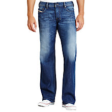 Buy Diesel Zatiny Bootcut Jeans Online at johnlewis.com