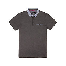 Buy Ted Baker Rokpolo Contrast Collar Polo Shirt Online at johnlewis.com